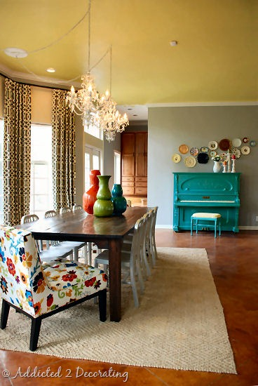 Inspiration a year of strategic serendipity for Addicted to decorating