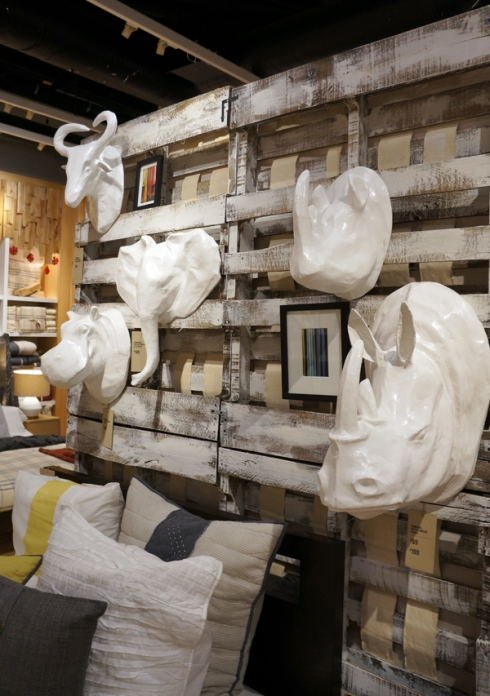 west elm animals