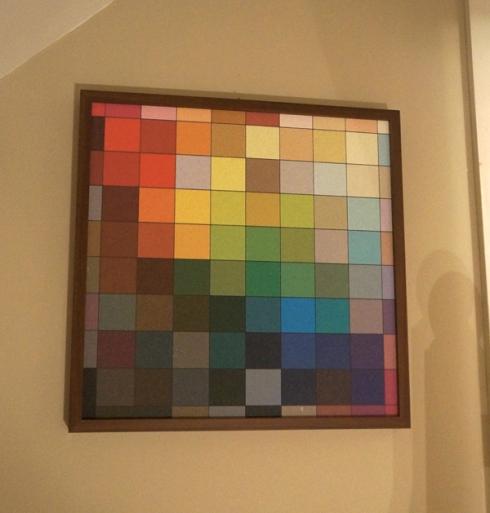 color tile art