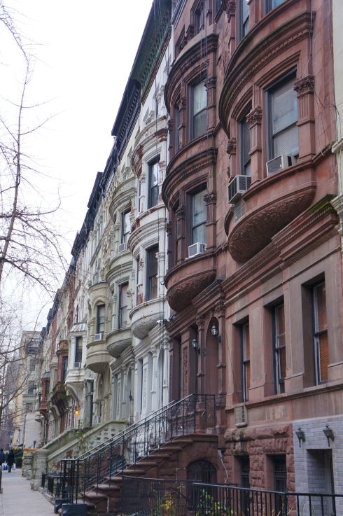 nyc townhouses