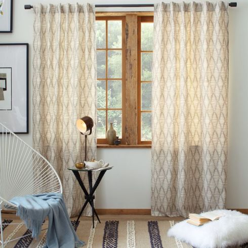 west elm curtain1