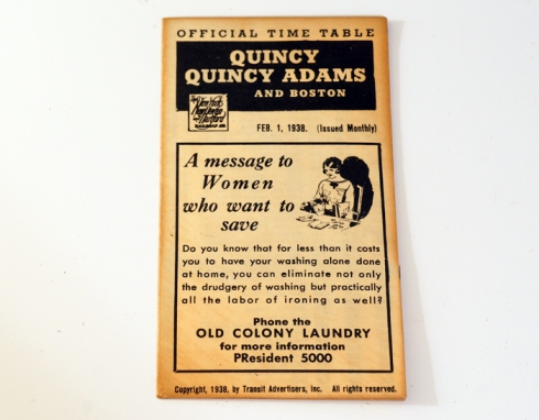 1938 advertisement
