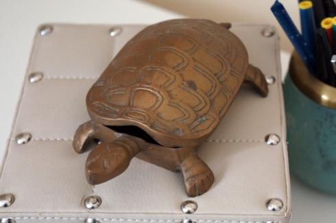 brass turtle 1