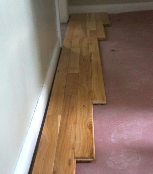 floor start