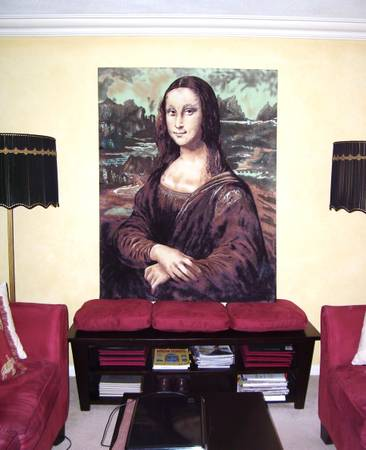 cl mona lisa