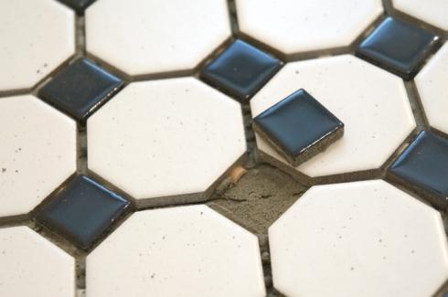 missing tile