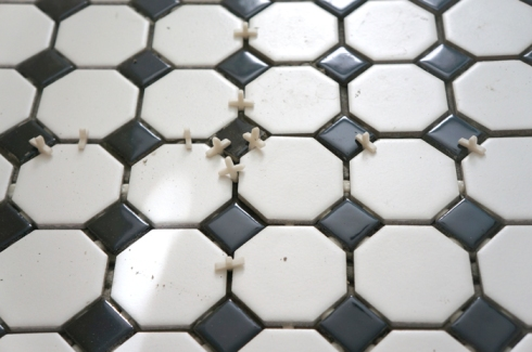 tile pop closeup