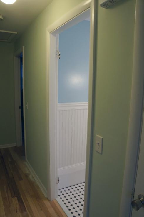 w8 hall bathroom